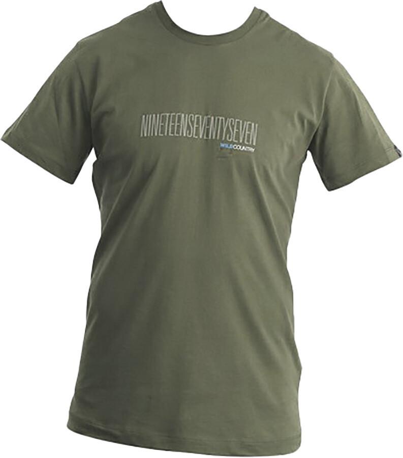 Ocun Raglan T-Shirt Herren bleau Forest Graphite 2020 Kurzarmshirt